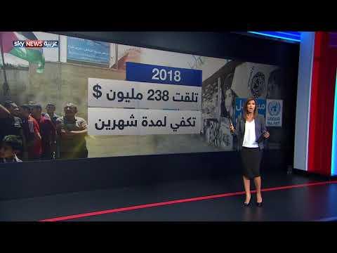 الأونروا.. مستقبل مجهول  - 20:22-2018 / 8 / 16