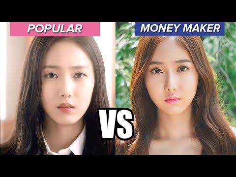 K Pop Girl Groups Songs Popular Vs Money Maker Part 2