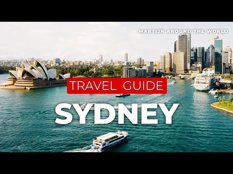 Sydney Travel Guide // Must-see places Sydney Australia