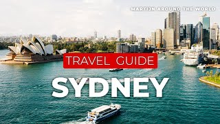 Sydney Travel Guide // Best things to do in Sydney Australia