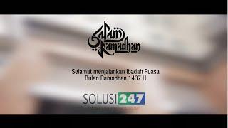 Video Selamat menjalankan Ibadah Puasa Bulan Ramadhan 1437 H download MP3, 3GP, MP4, WEBM, AVI, FLV Agustus 2018