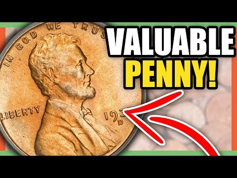 1937 PENNY VALUE - VALUABLE PENNIES WORTH MONEY