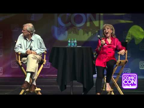 Barbara Eden and Bill Daily: Full Salt Lake Comic Con 2014 Panel (Official)