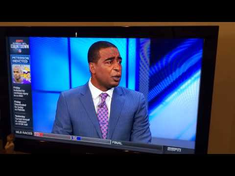 MUST SEE: Cris Carter goes off on NFL Countdown 9/14/14