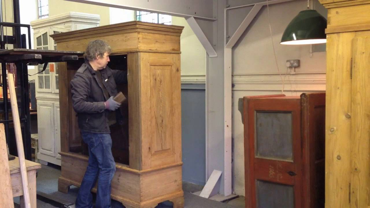 How to assemble Swedish antique wardrobe - How To Assemble Swedish Antique Wardrobe - YouTube