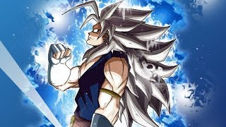Goku's Ancestor The First Saiyan