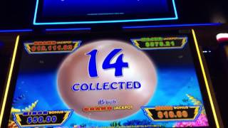 Lightning Link BIG WIN major jackpot slot machine pokie bonus
