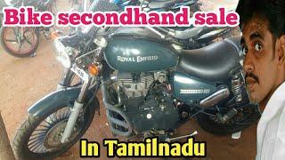 Second hand bike sales shop  review in Tamilnadu tamil24/7