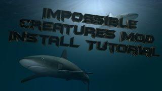 Impossible Creatures Mod Installation Tutorial