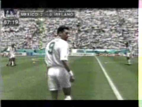 John Aldridge & Jack Charlton Lose it at World Cup 1994
