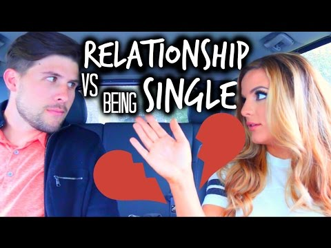 6 RELATIONSHIP FLAWS VS. BEING SINGLE   Casey Holmes