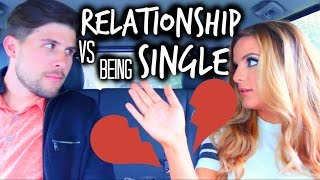 6 RELATIONSHIP FLAWS VS. BEING SINGLE | Casey Holmes