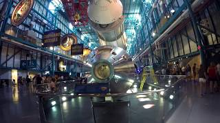 KENNEDY SPACE CENTER VISITOR COMPLEX TOUR | 2017 John C RV TRIP