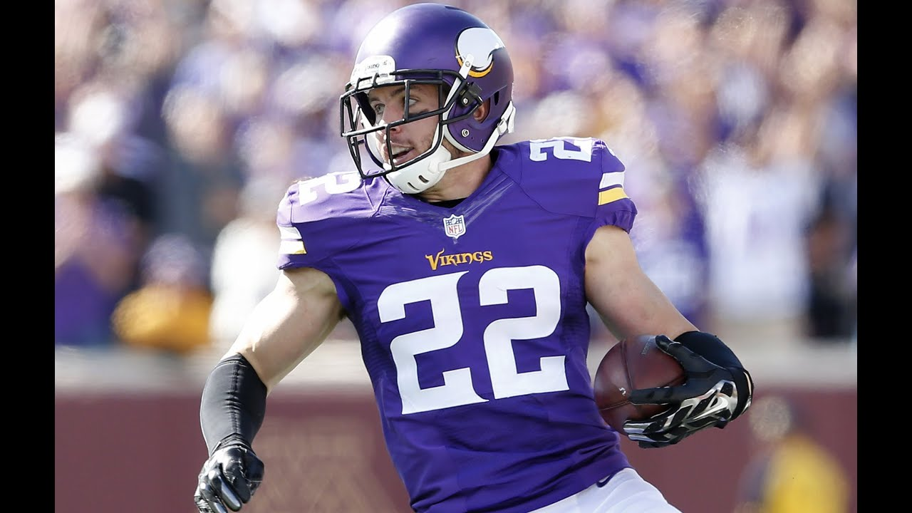 Harrison Smith Harry the Hitman Minnesota Vikings Football