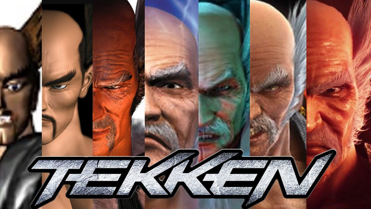 Download TEKKEN 1-7 All Intro Movies  - Home Editions