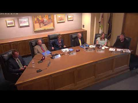 Kaysville City Council 5/2/2019