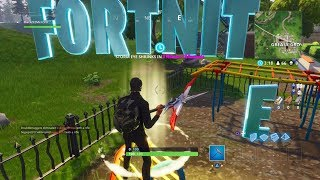 All Search F-O-R-T-N-I-T-E Letters Locations : Fortnite Season 4 Battle Pass Week 1 Challenges