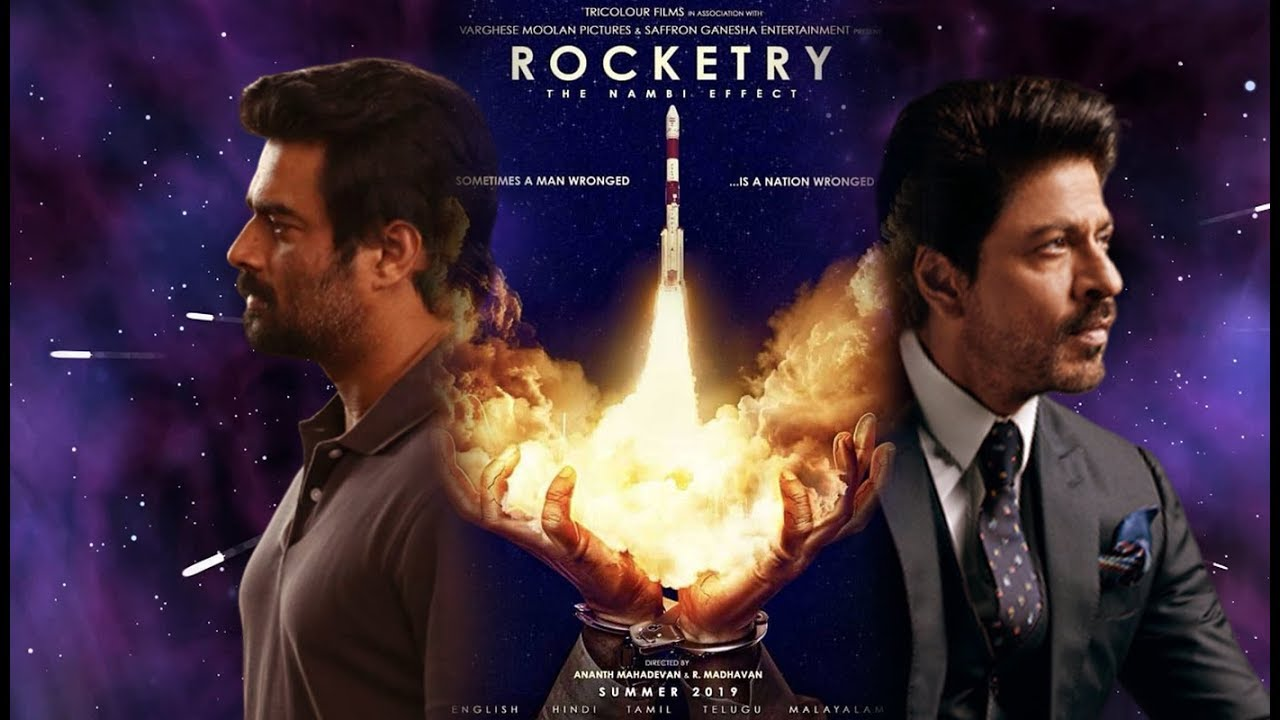 ROCKETRY - THE NAMBI EFFECT |Official Trailer |31 Interesting Facts||  Sharukh Khan | R Madhwan | - YouTube