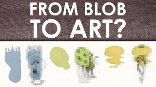 """ART BLOB """"CHALLENGE"""" - Creatively Challenging Exercise thumbnail"""