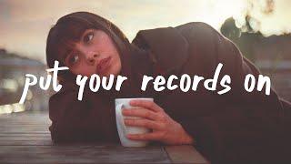 Ritt Momney - Put Your Records On (Lyrics)