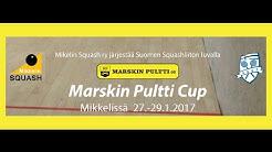 Marskin Pultti Cup 2017