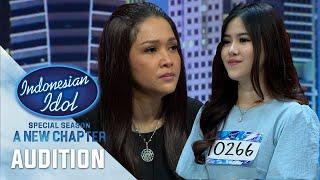 Penampilan Melisa Yang Imut imut Manis! Bikin Maya Gak Bisa Berkata-Audition 3- Indonesian Idol 2021