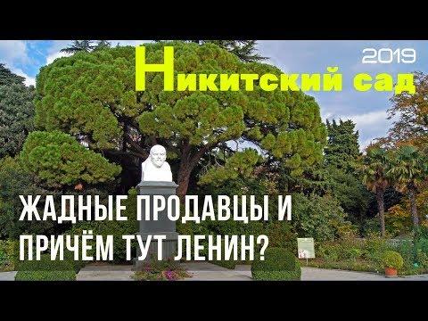 Никитский ботанический сад, 66-й бал Хризантем в Крыму 2019