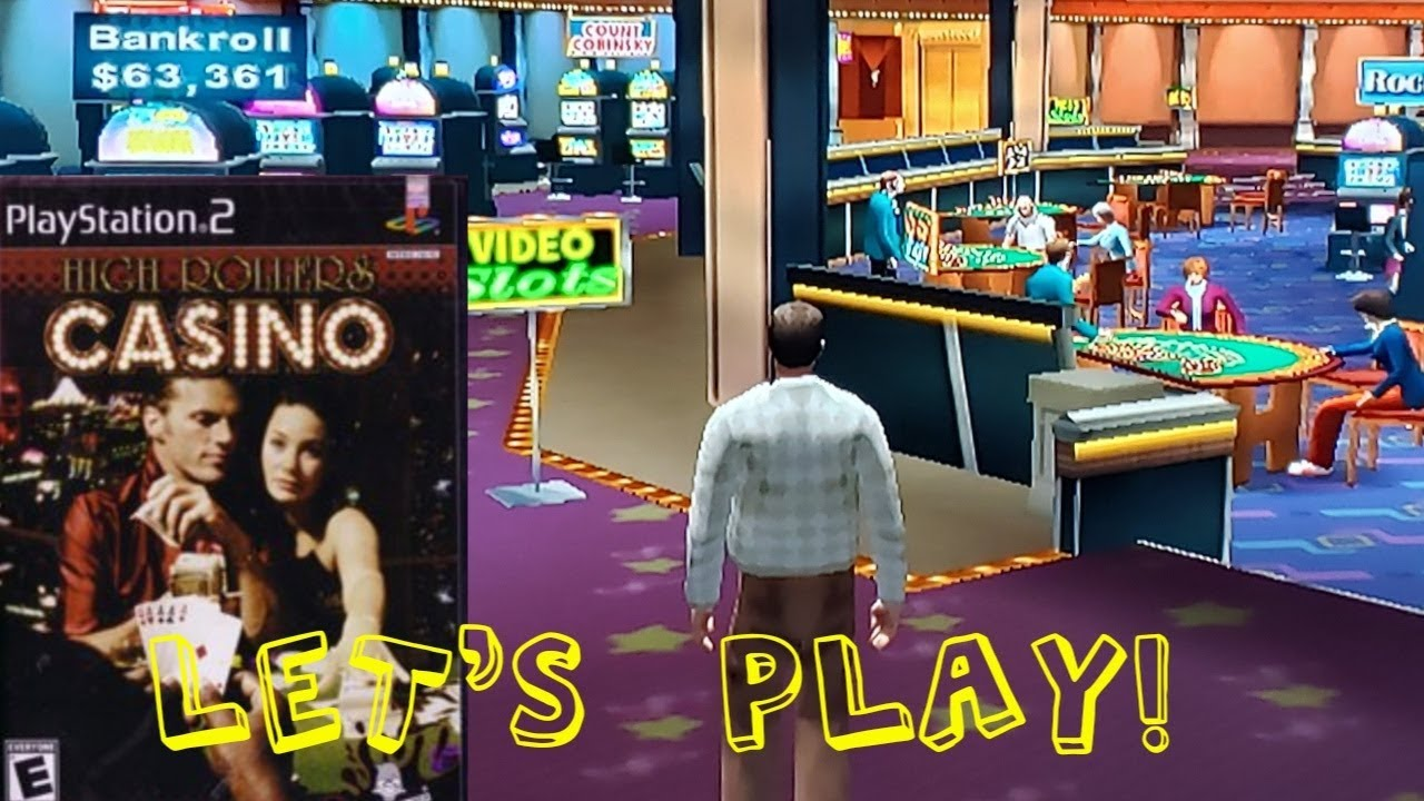 Slot Machine Games Ps2