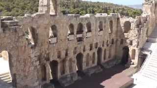 Афинский акрополь в музыке - Acropolis of Athens(Впечатления от величественного и прекрасного творения Древней Греции. Попытка их выразить в этом видеосюж..., 2013-01-27T21:43:45.000Z)