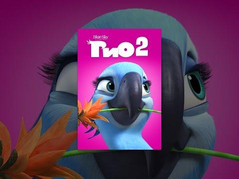 Рио 2 - Официальный трейлер H - Двадцатый век Фокс HD
