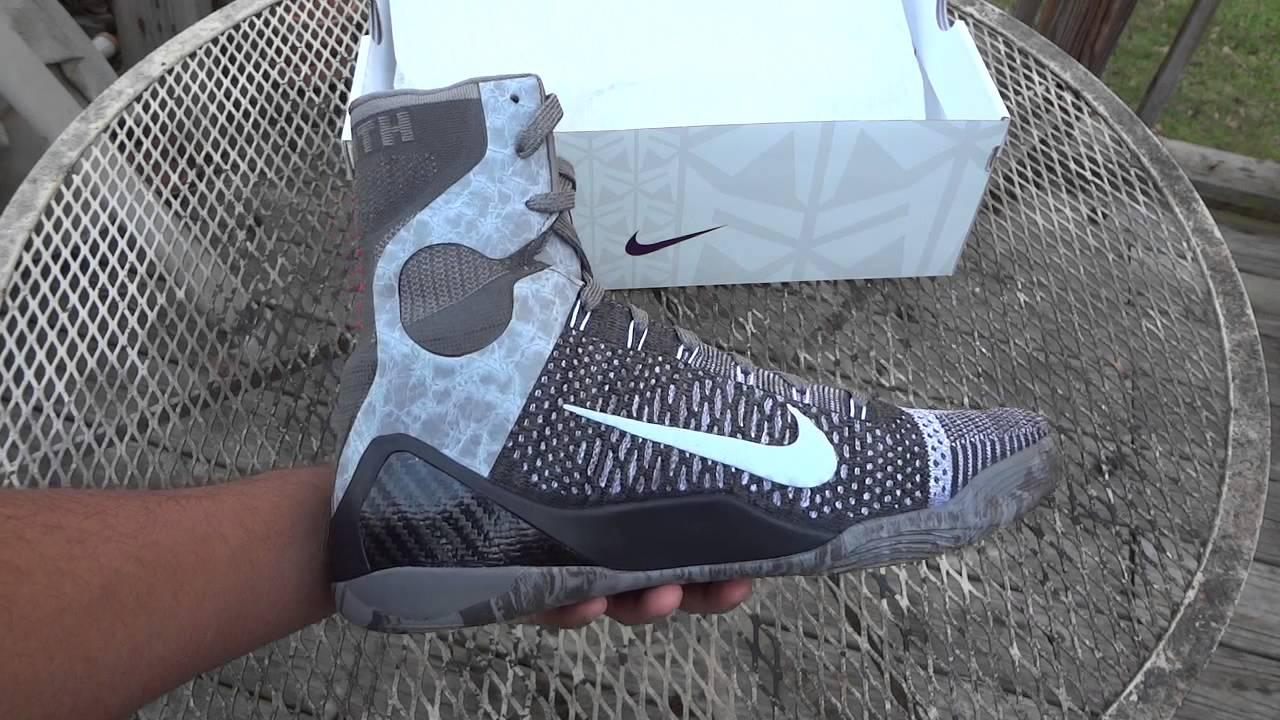 a1318edbc25a  Unboxing  Kobe 9 Elite  Detail  - YouTube
