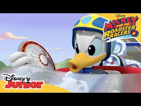 Donald Wins The Roadster Games   Mickey And The Roadster Racers   Disney Junior Arabia
