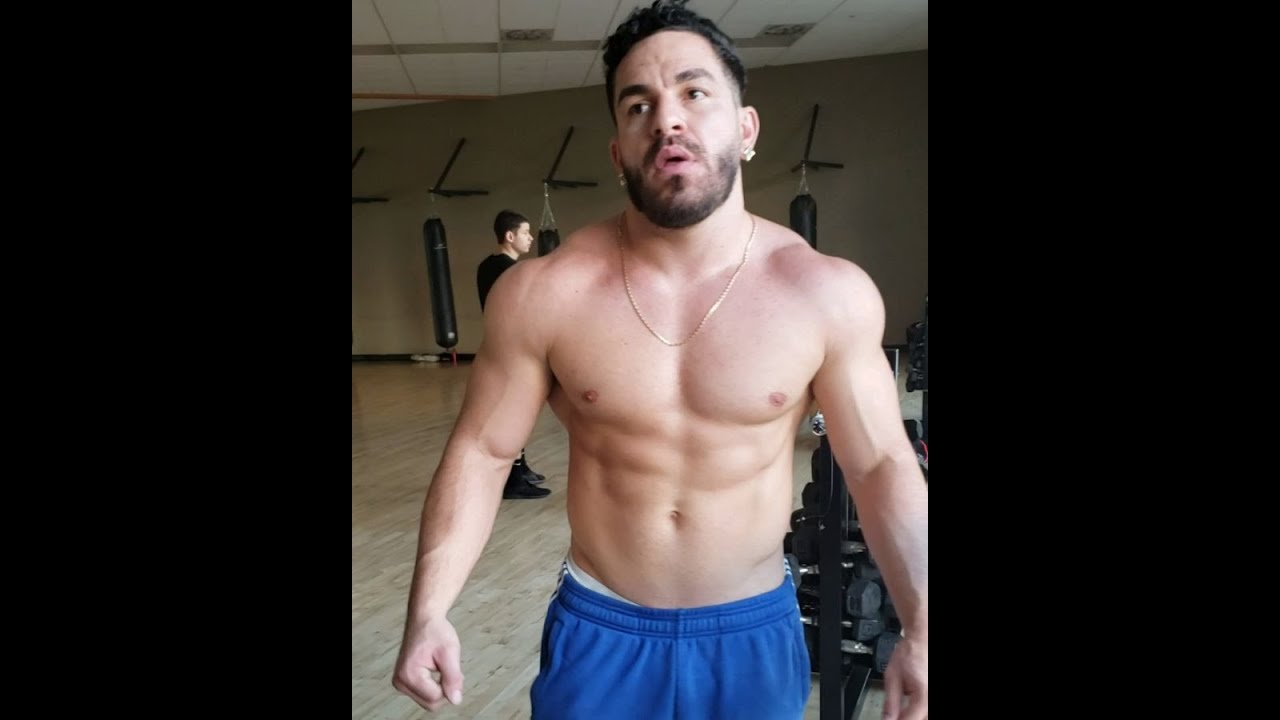 Straight Adult Film Actor And Muscle God Peter Green -7234