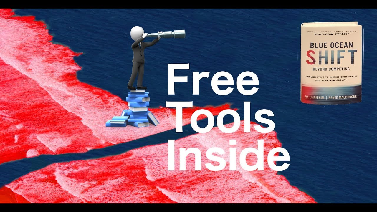 Free Tools Provided With Blue Ocean Shift The Book