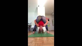 Toe tap and hips flow Yoga and Fitness with Rhyanna Watson