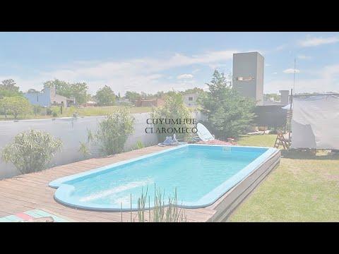 Cuyumhue  - Claromecó Alquileres