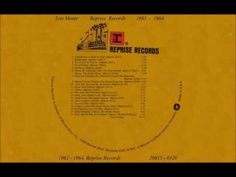 Lou Monte  Reprise 45 RPM Records  1961  1964