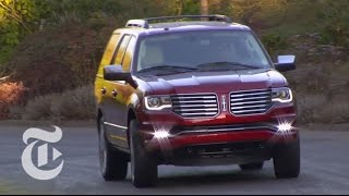 2015 Lincoln Navigator | Driven: Car Review | The New York Times