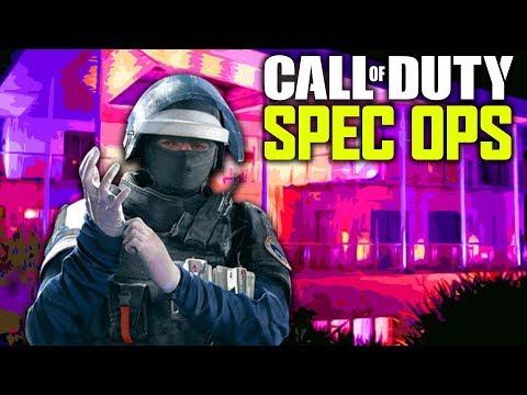 Friendly Neighborhood SWAT - Call Of Duty: Spec Ops