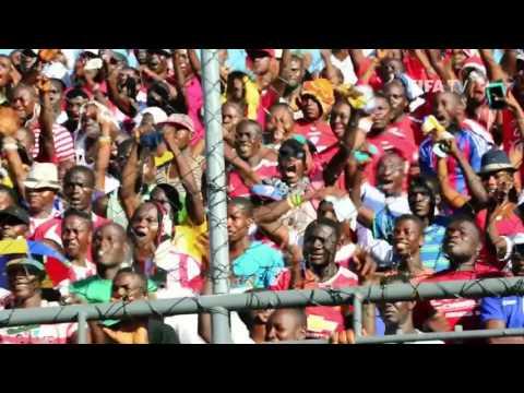 ★ LIBERIA 1 - 1 GUINEA BISSAU ★ 2018 FIFA World Cup Qualifiers