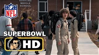 STRANGER THINGS Season 2 Super Bowl TV Spot (2017) Netflix Original Series (HD)