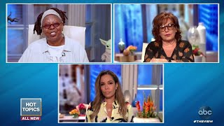 Trump Returns to Daily COVID-19 Briefings | The View