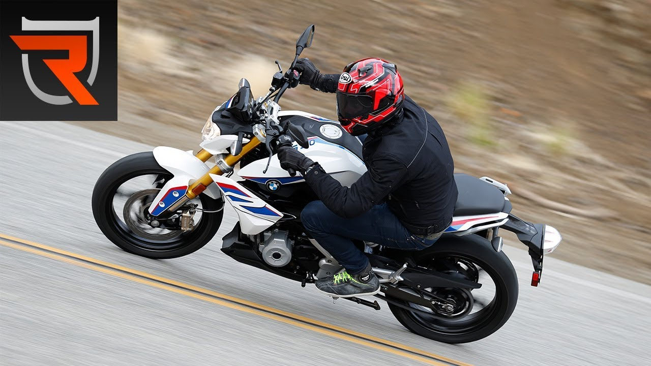 2017 Bmw G 310 R Motorcycle First Test Review Video Riders Domain