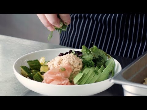Tuna Poke Bowl Recipe: How to Add an Easy Tuna Poke Bowl to Your Menu