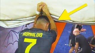 ELE ATÉ CHOROU!!! TOP 10 ERROS DE ÁRBITROS CONTRA CRISTIANO RONALDO!!
