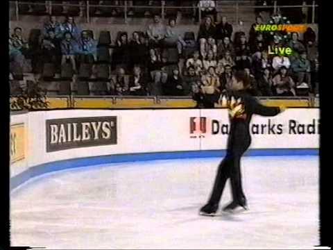 Steven Cousins GRB - 1994 European Championships LP