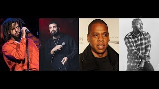 Famous Rappers On Why Eminem Is The Greatest Of All Time