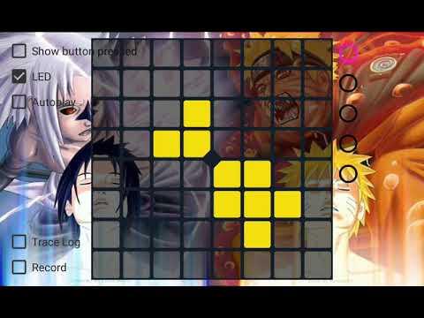 Naruto Dubstep Remix || Unipad Cover