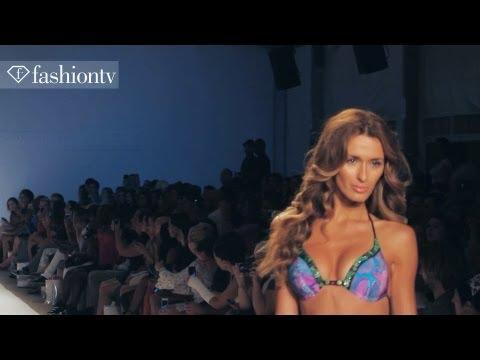 Aguaclara Swimwear Spring/Summer 2013 | Miami Swim Fashion Week ft Bikini Models | FashionTV