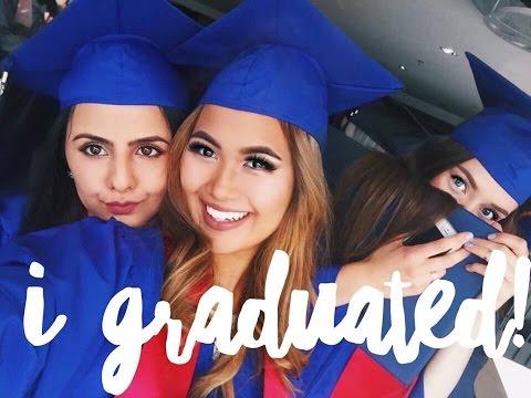 i Graduated! Prom 2016